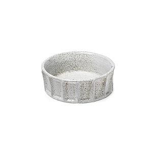 White Ceramic Bowl, , large