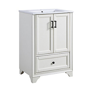 "Crosley Tara 24"" Single Bath Vanity, , large"
