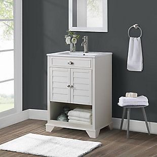 "Crosley Lydia 24"" Single Bath Vanity, , rollover"