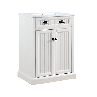 "Crosley Seaside 24"" Single Bath Vanity, , large"