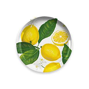 TarHong Lemon Fresh Salad Plate (Set of 6), , large