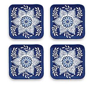 TarHong Cobalt Casita Coasters (Set of 4), , large