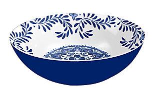TarHong Cobalt Casita Serve Bowl, , large