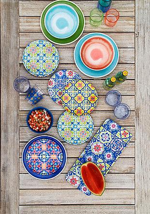 TarHong Talavera Tile Salad Plate, , rollover