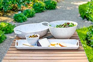 TarHong Sea Glass Dip Bowl (Set of 6), , rollover