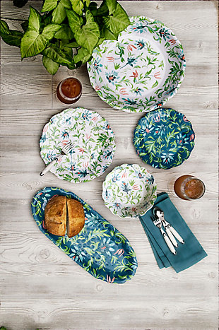 TarHong Chinoiserie Botanical Bowl (Set of 6), , rollover