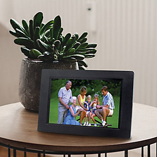 Naxa 10 inch TFT LED Digital Photo Frame, , rollover