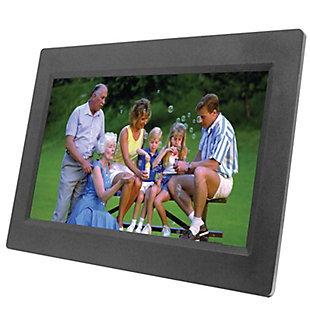 Naxa 10 inch TFT LED Digital Photo Frame, , large