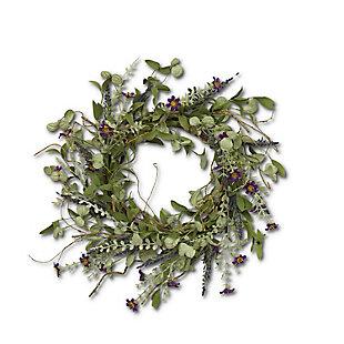 "Gerson 24"" Lavender Herb Wreath, , large"