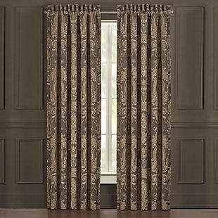 """J. Queen New York Five Queens Court Neapolitan 84"""" Window Panel Pair, , large"""