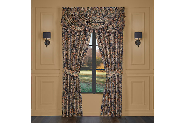 "J. Queen New York Toscano 84"" Window Panel Pair, , large"