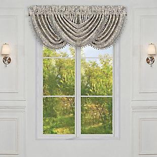 J. Queen New York Aidan Window Waterfall Valance, , large