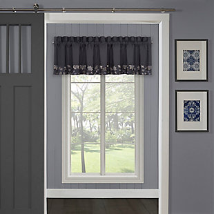 J. Queen New York Delilah Window Straight Valance, , large