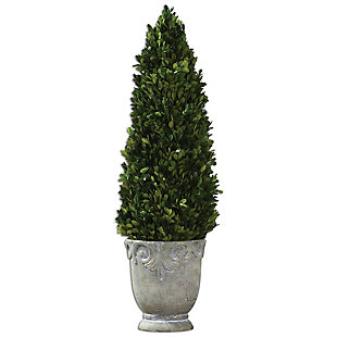 Uttermost Boxwood Cone Topiary, , large