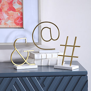Uttermost Out Of Office Accessory (Set of 3), , rollover
