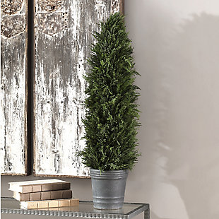 Uttermost Cypress Cone Topiary, , rollover