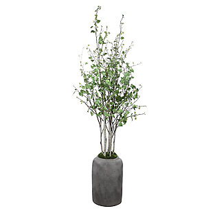 Uttermost Aldis Potted River Birch, , large