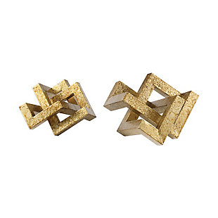 Uttermost Ayan Gold Accents (Set of 2), , large