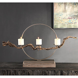 Uttermost Ameera Twig Candleholder, , rollover