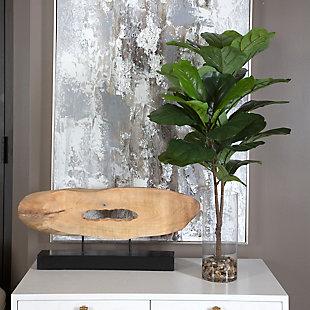 Uttermost Urbana Fiddle Leaf Fig Plant, , rollover