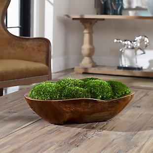 Uttermost Kinsale Moss Centerpiece, , rollover