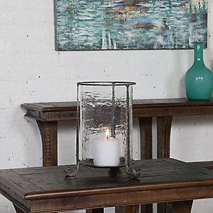 Uttermost Nicia Bronze Candleholder, , rollover