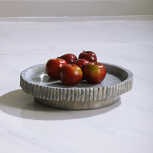 Uttermost Delft Ceramic Bowl, , rollover