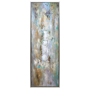 Uttermost Enigma Hand Painted Abstract Art, , large
