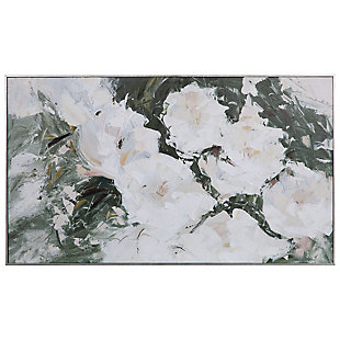Uttermost Sweetbay Magnolias Hand Painted Art, , large