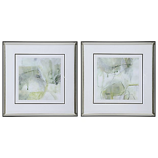 Uttermost Terra Forma Framed Modern Prints, Set of 2, , large