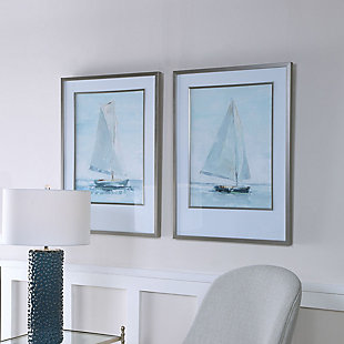 Uttermost Seafaring Framed Prints, Set of 2, , rollover