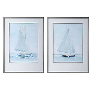Uttermost Seafaring Framed Prints, Set of 2, , large