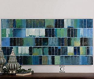 Uttermost Glass Tiles Modern Art, , rollover