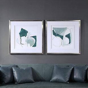 Uttermost Idlewild Framed Prints, Set of 2, , rollover