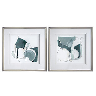 Uttermost Idlewild Framed Prints, Set of 2, , large