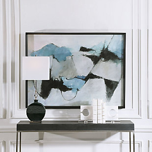 Uttermost Winter Crop Abstract Print, , rollover