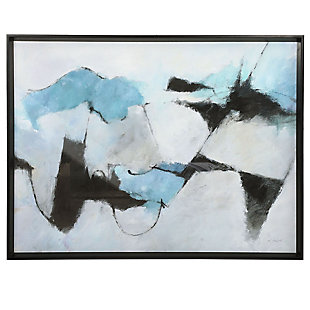 Uttermost Winter Crop Abstract Print, , large