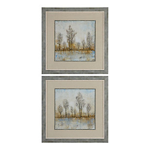 Uttermost Quiet Nature Landscape Prints Set of 2, , large
