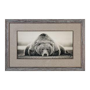 Uttermost Deep Sleep Bear Print, , large