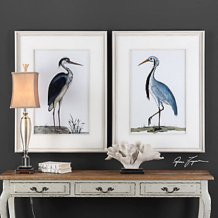 Uttermost Shore Birds Framed Prints Set of 2, , rollover