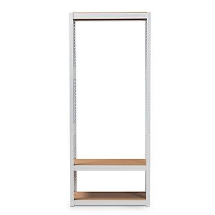Elton 3-Shelf Free-Standing Closet Storage Organizer, , large