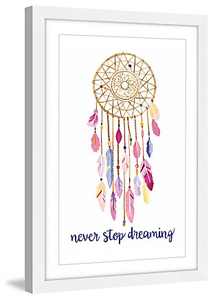 Home Accents Dream Catcher Framed Painting Print, , large