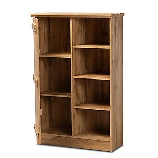 Eren 1-Door Shoe Cabinet, , large