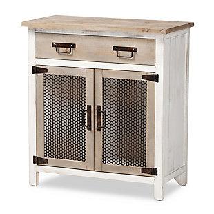 Deacon 2-Door Storage Cabinet, , rollover