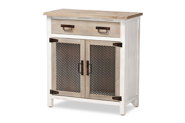 Deacon 2-Door Storage Cabinet, , large