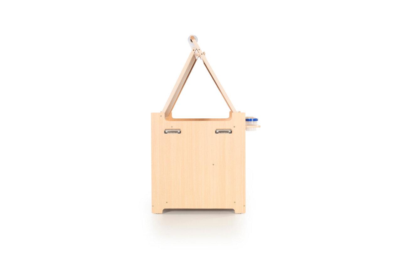 Brilliant Kids Desk To Easel Art Cart Ashley Furniture Homestore Cjindustries Chair Design For Home Cjindustriesco