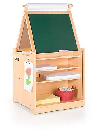 Kids Desk to Easel Art Cart, , rollover