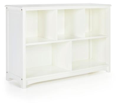 Classic White Bookshelf Ashley Furniture Homestore
