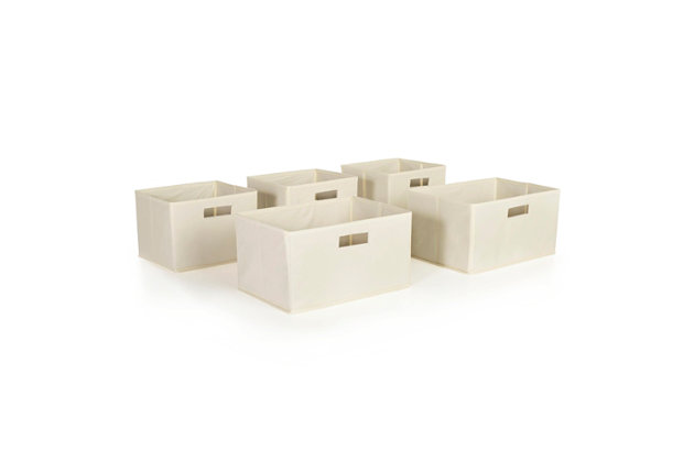 Storage Bin (Set of 5), , large