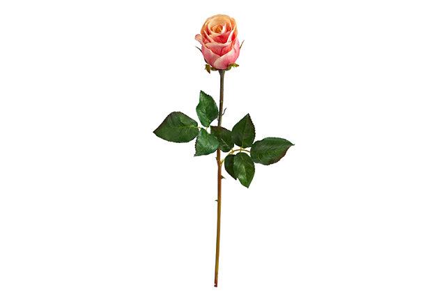 "21"" Rose Bud Artificial Flower (Set of 6), , large"